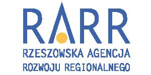 Logotyp Rzeszowskiej Agencji Rozwoju Regionalego